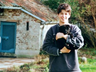 See This Man and His Dog Re-Create a Photo 15 Years Later