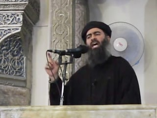 ISIS Releases Recording Billed as Abu Bakr Al-Baghdadi