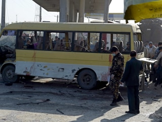 Kabul Attack Prompts ISIS, Taliban to Launch Competing Claims of Responsibility