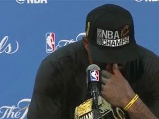 Cavs Player J.R. Smith Gives Tribute to Dad After Winning Title