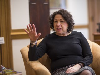 Sotomayor Issues Scathing Dissent in Fourth Amendment Case