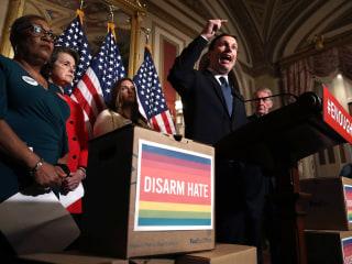 Senate Votes Down Four Gun Control Measures After Fiery Debate