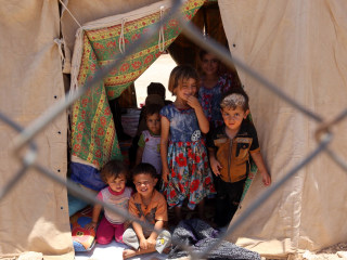Iraqis Fleeing ISIS Go 'From One Hell ... Into Another'