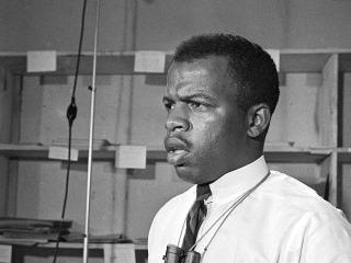 Civil Rights Icon Rep. John Lewis No Stranger to Sit-Ins