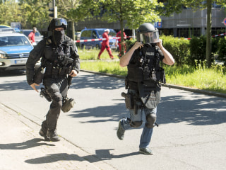 Viernheim Theater Gunman Has Been Killed: German Officials