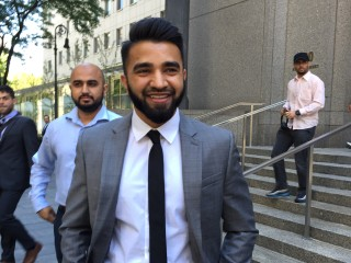 Muslim Police Officer Sues NYPD Over Beard Ban