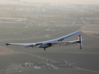 Solar Impulse Soars Across Atlantic In Historic Flight