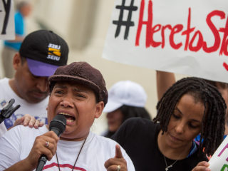 'They Really Let Us Down': Latino Immigrants React to Supreme Court Decision
