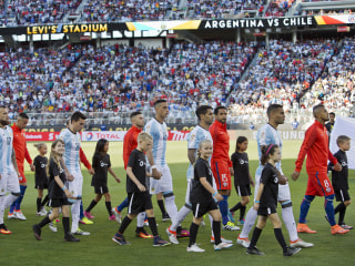 Argentina, Chile Get Ready to Face Off in Copa América Final