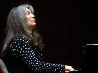 Argentine Pianist Martha Argerich Among Kennedy Center Honorees