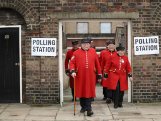 'Brexit' Referendum: Polls Close in U.K. Vote on Future in EU