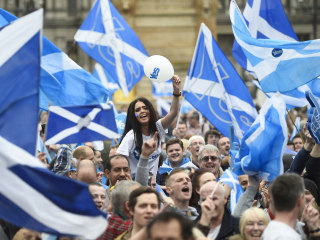Scotland Seeks Independence Again After U.K. 'Brexit' Vote