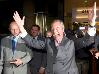 Brexit Result: Meet the Men Who Took Britain Out of Europe