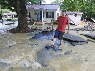 West Virginia Floods: 20 Killed, Including Toddler, as Thousands Left Without Power
