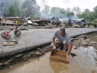 West Virginia Floods: 23 Killed, Including Toddler, as Thousands Left Without Power