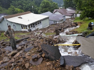West Virginia Grapples With Damage From Deadly Floods