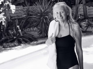 60-Year-Old Model Is the New Star of H&M's Swimsuit Campaign