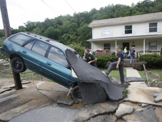 West Virginia Flooding: Authorities Grapple With Rescue Efforts Amid Deadly Rising Waters