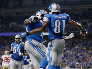 Calvin Johnson: Don't Have to Worry About Me Coming Back to NFL