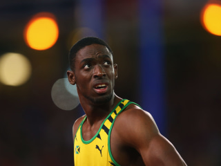 Jamaican Olympic Sprinter Says He Got Zika Virus