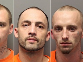 Three Escaped South Carolina Inmates Flee Into Swamp After Chase