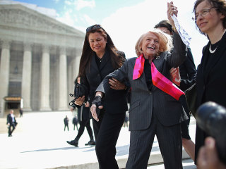 Edie Windsor Pens Op-Ed on Why She's Voting for Hillary