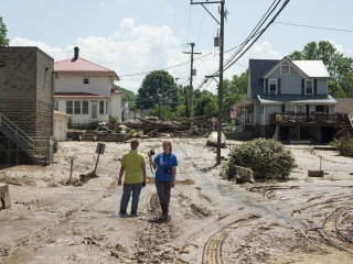 23 Dead as Crews Search for Missing After West Virginia Floods