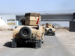 Iraqi Commander Declares Fallujah 'Fully Liberated' From ISIS