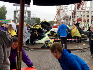 9 Children, 2 Adults Hurt in Scottish Roller Coaster Derailment