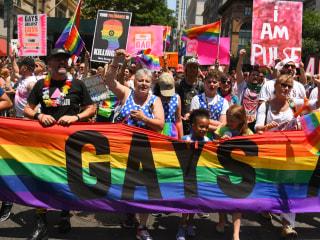 New York City Shows Its Pride