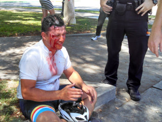 Six Stabbed During White Supremacy Rally in California