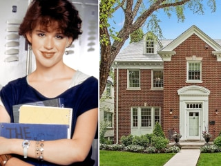 Take a tour inside the home from 'Sixteen Candles'— it's for sale