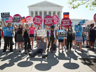 Abortion Laws Tumble Across the Country