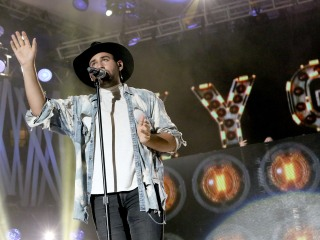 Singer Parson James Draws Inspiration From Conflict