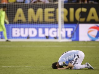 Did Lionel Messi Just Quit Argentina's National Team?