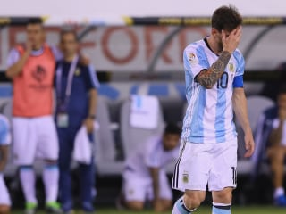 Messi Quits Argentina National Team: 'It's Not Meant For Me'