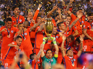 Latino Soccer Fans React to Chile's Triumph, Lionel Messi's Heartbreak