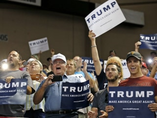The Lid: Perceptions of Trump, Clinton Steady In Wild Campaign