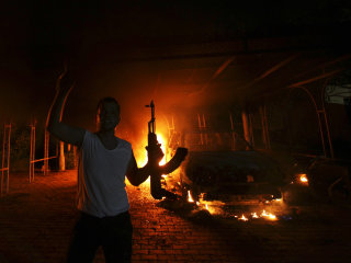 House Republicans' Report Sheds New Light on Benghazi Attack