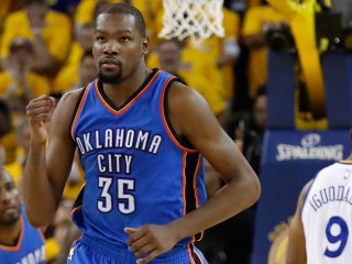 Wizards Reportedly Give Up Chase of Hometown Star Kevin Durant