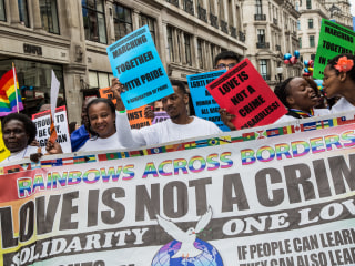 Fight Against Racism in Spotlight at UK Black Pride
