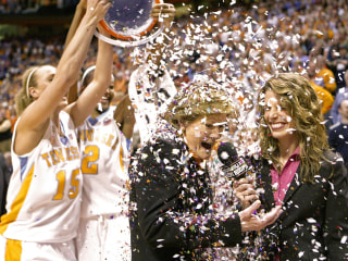 Highlights From Pat Summitt's Legendary Basketball Career
