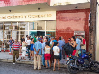 Mastercard Will Be Available in Havana ATMs