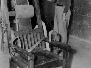 City in Oklahoma Renews Fight for 'Old Sparky,' Electric Chair Taken by State