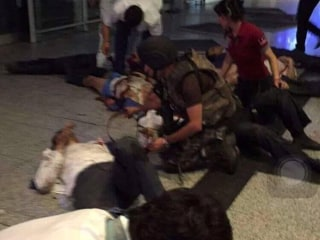 Witness Accounts: Deadly Explosions Spread Panic Through Istanbul Airport