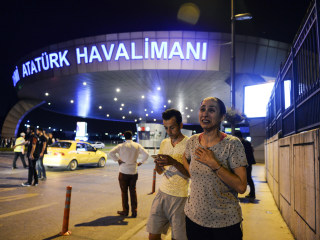 Explosions Rock Istanbul Airport, Multiple Deaths Reported