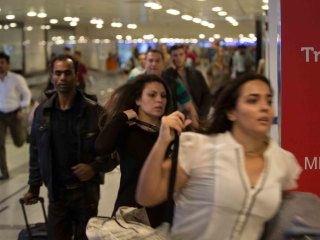 Istanbul Airport Attack: Witness Recounts Deplaning Into Chaos
