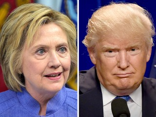 Polls: Clinton Ahead Or Even In Midwest Battlegrounds