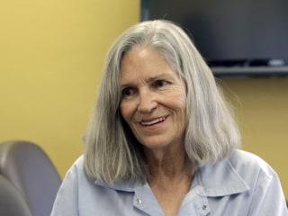 Leslie Van Houten, Manson Ex-Follower, Shouldn't Be Paroled: Sharon Tate Sister