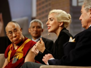 Lady Gaga Banned From China Following Dalai Lama Meeting: Report